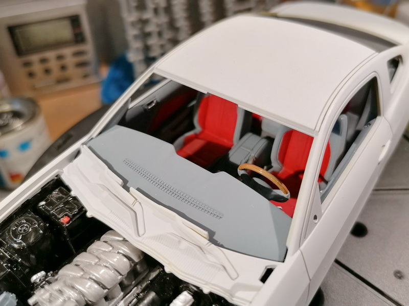 Ford Mustang GT  - 1/25 -  Revell Img_2244