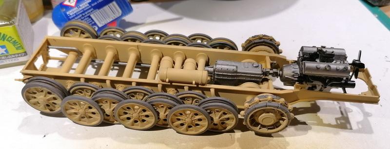 Camion Famo + remorque porte-chars  - 1/35 -  Tamiya Img_2261