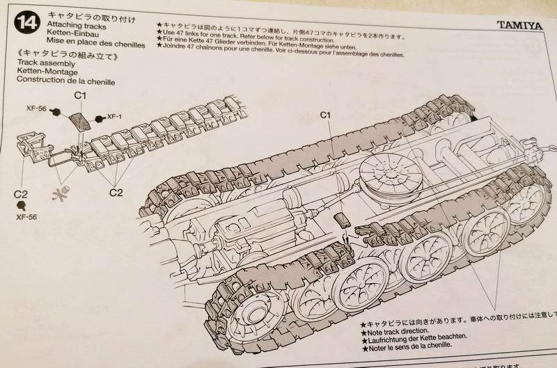 Camion Famo + remorque porte-chars  - 1/35 -  Tamiya Img_2266