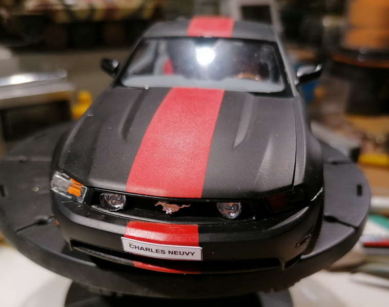 Ford Mustang GT  - 1/25 -  Revell - Page 3 Img_2287