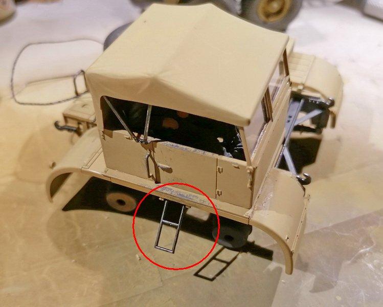 Camion Famo + remorque porte-chars  - 1/35 -  Tamiya - Page 4 Img_2319
