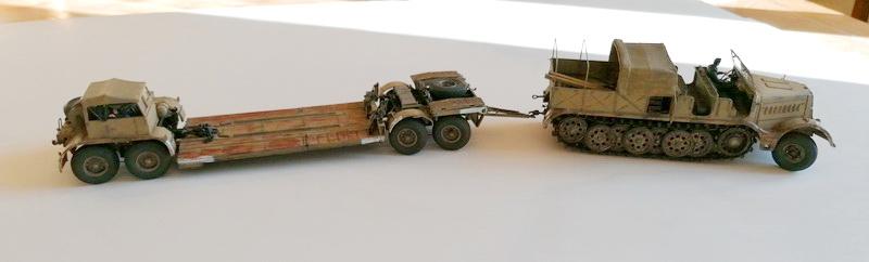 Camion Famo + remorque porte-chars  - 1/35 -  Tamiya - Page 7 Img_2345
