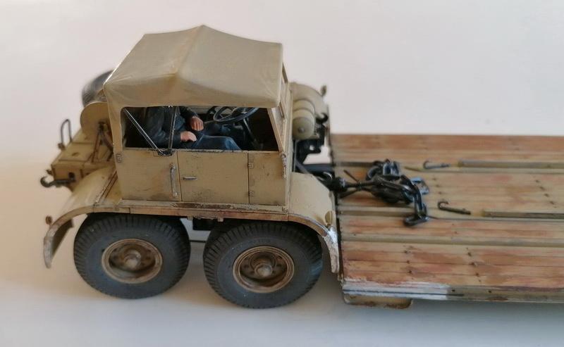 Camion Famo + remorque porte-chars  - 1/35 -  Tamiya - Page 7 Img_2349