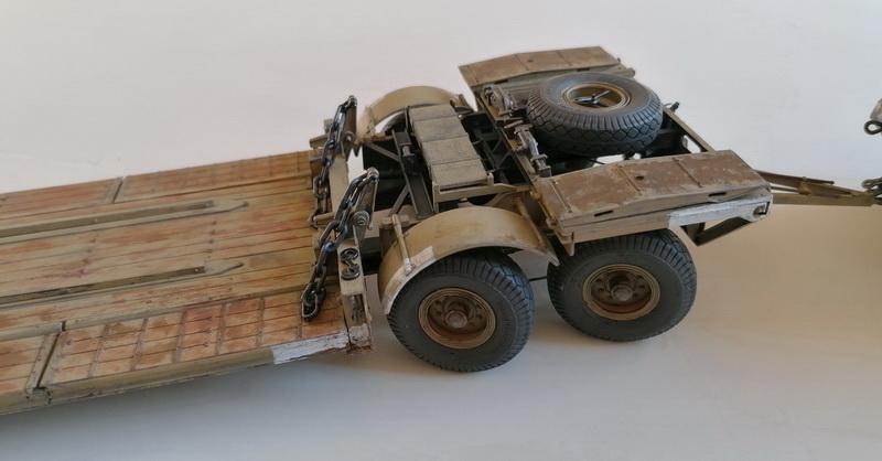 Camion Famo + remorque porte-chars  - 1/35 -  Tamiya - Page 7 Img_2350