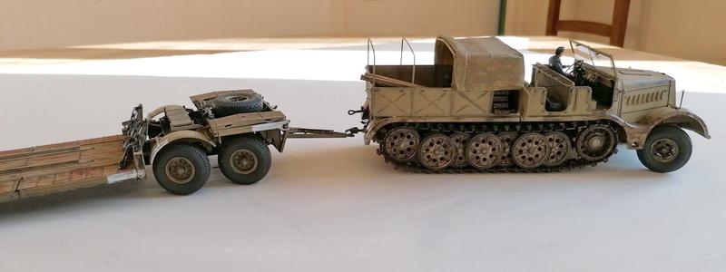 Camion Famo + remorque porte-chars  - 1/35 -  Tamiya - Page 7 Img_2352