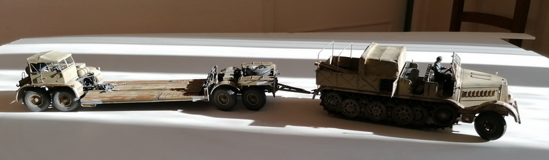 Camion Famo + remorque porte-chars  - 1/35 -  Tamiya - Page 7 Img_2353