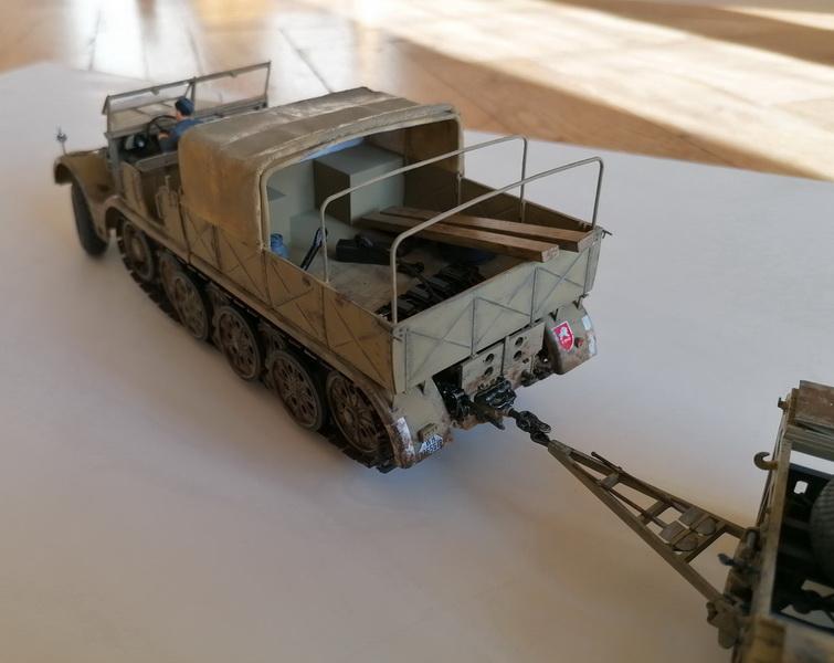 Camion Famo + remorque porte-chars  - 1/35 -  Tamiya - Page 7 Img_2360