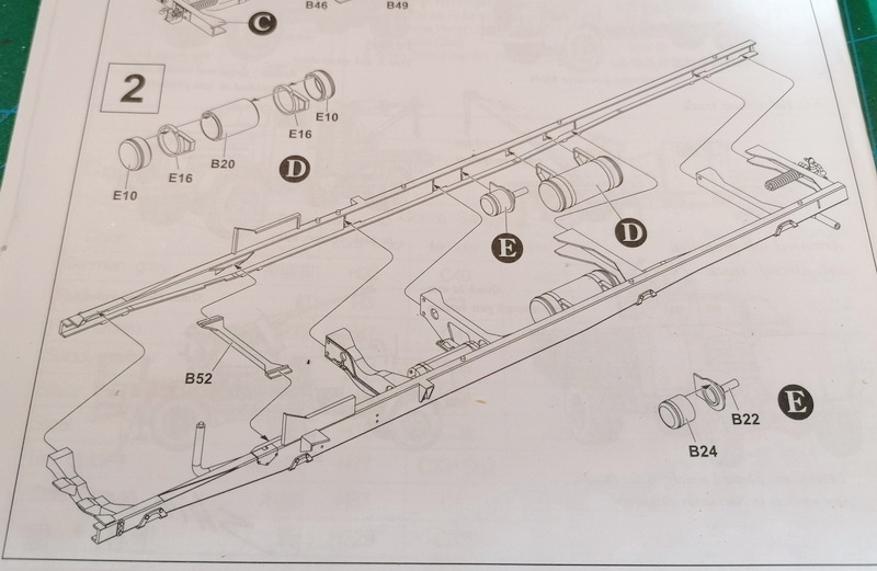Camion Büssing NAG - 1/35ème - AFV Club Img_2418
