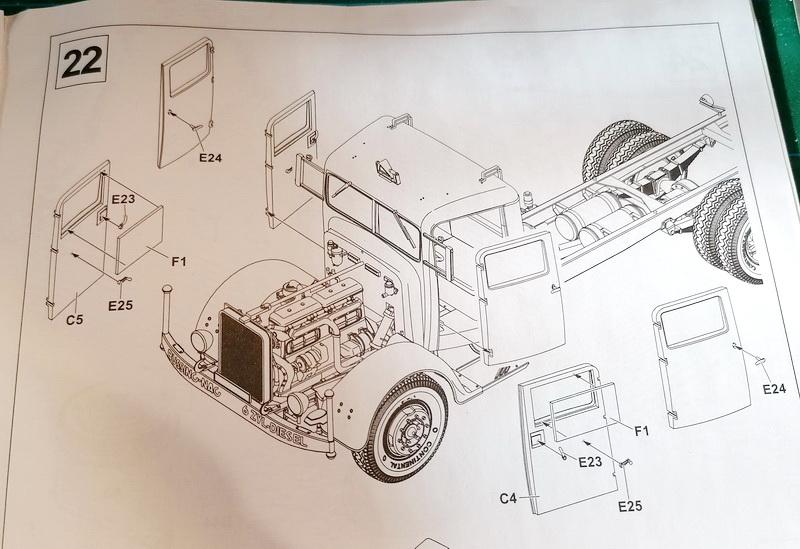 Camion Büssing NAG - 1/35ème - AFV Club Img_2422