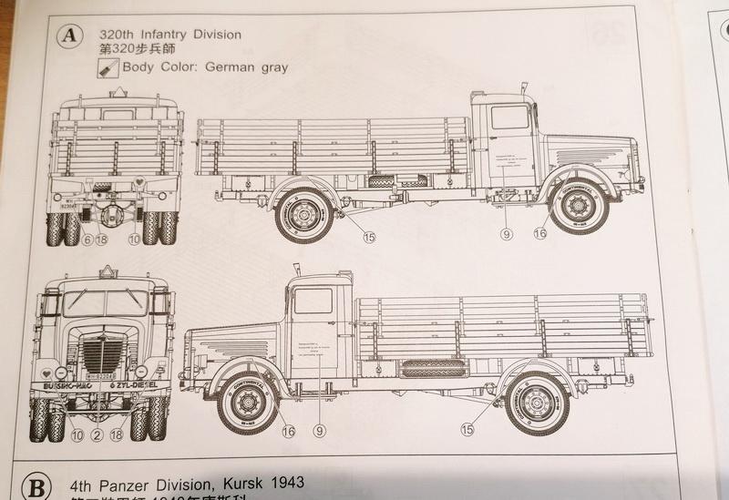 Camion Büssing NAG - 1/35ème - AFV Club Img_2424