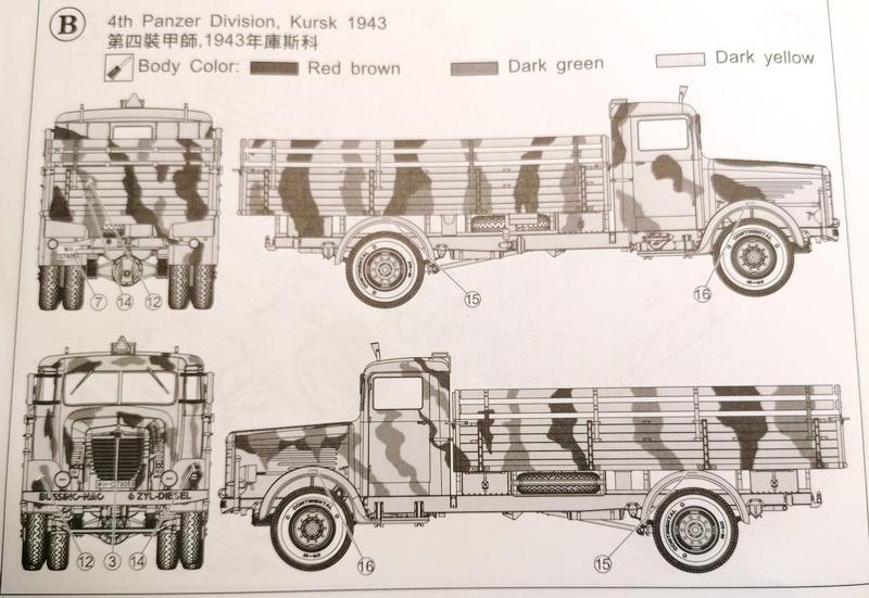 Camion Büssing NAG - 1/35ème - AFV Club Img_2425