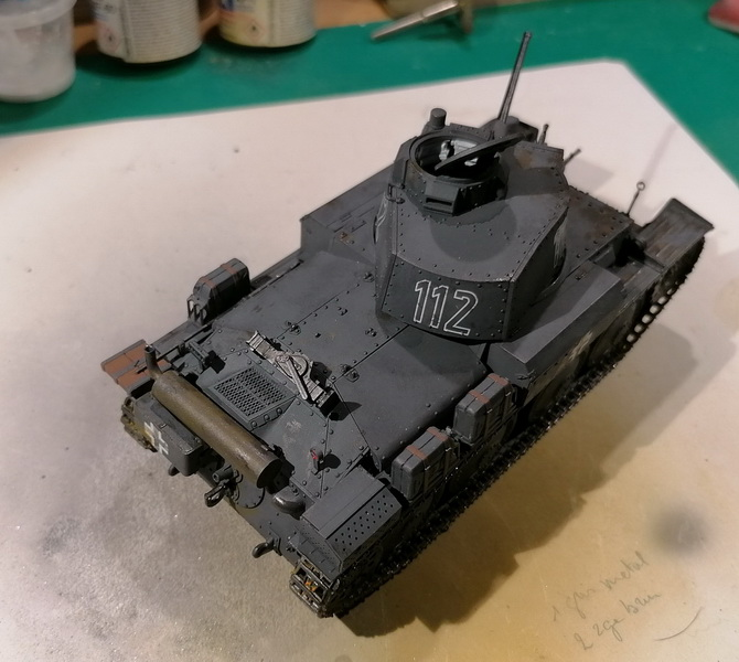 Panzer 38(t) - 1/35ème - Tamiya - Page 2 Img_2553