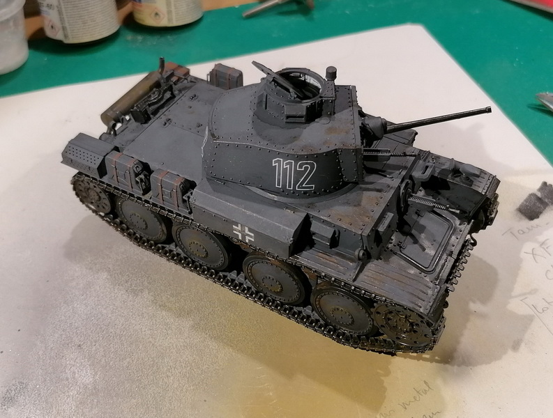 Panzer 38(t) - 1/35ème - Tamiya - Page 2 Img_2554