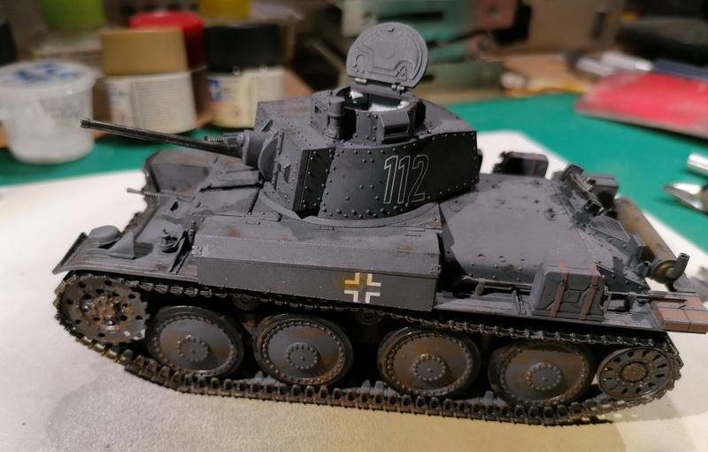 Panzer 38(t) - 1/35ème - Tamiya - Page 2 Img_2557