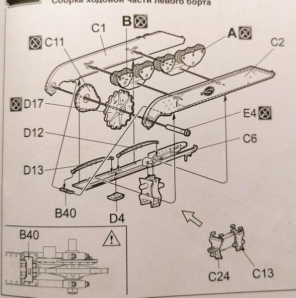 FT-17 Renault - 1/35ème -  Meng - Page 2 Img_2733