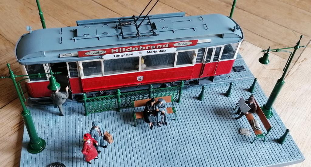 European Tramcar - 1/35ème - MiniArt - Page 10 Img_2853
