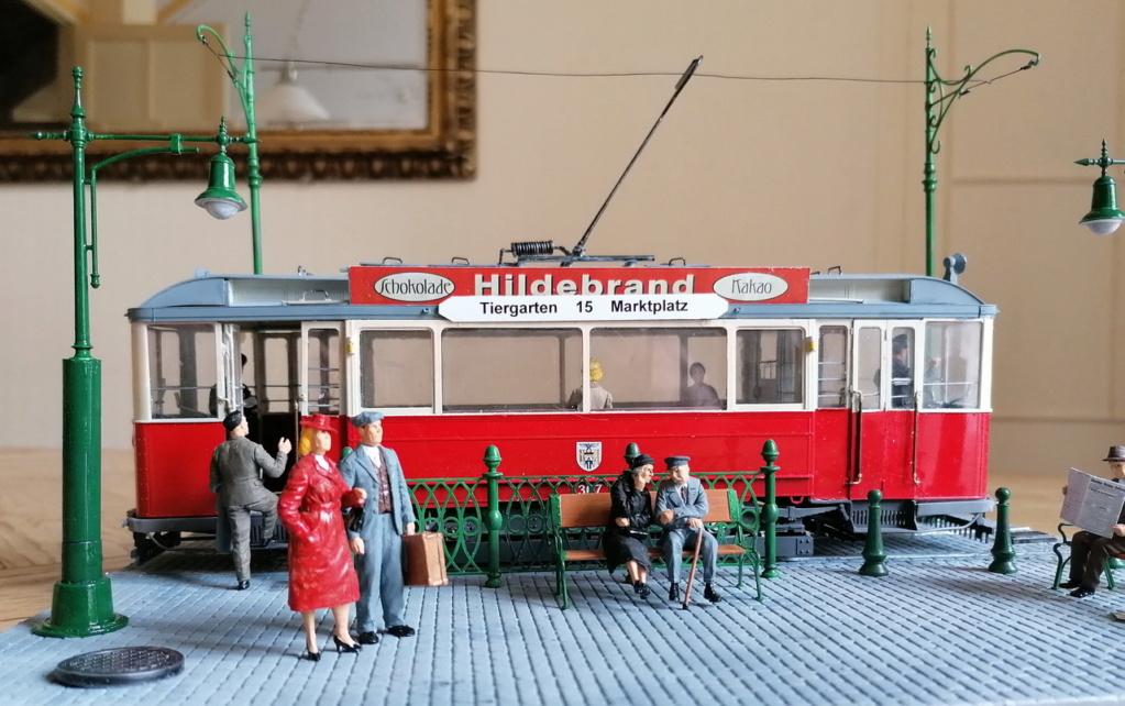 European Tramcar - 1/35ème - MiniArt - Page 10 Img_2855