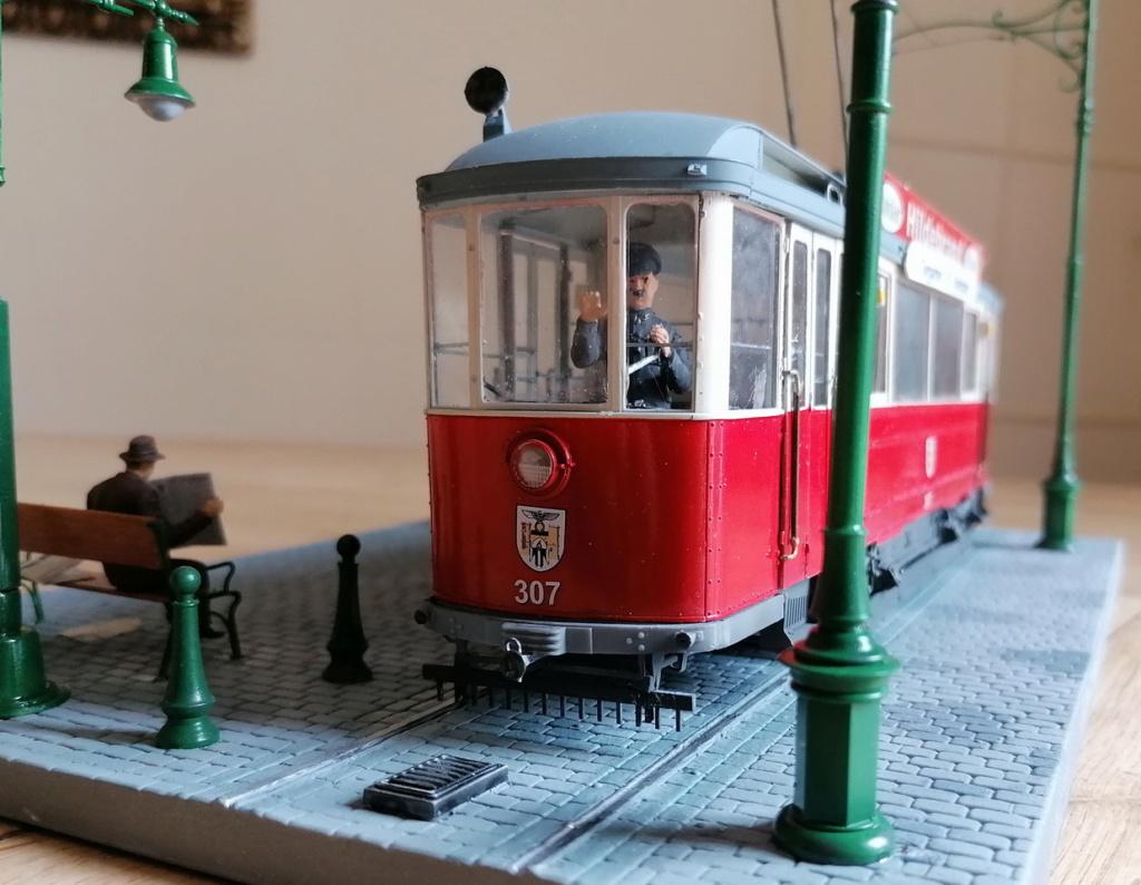 European Tramcar - 1/35ème - MiniArt - Page 10 Img_2860
