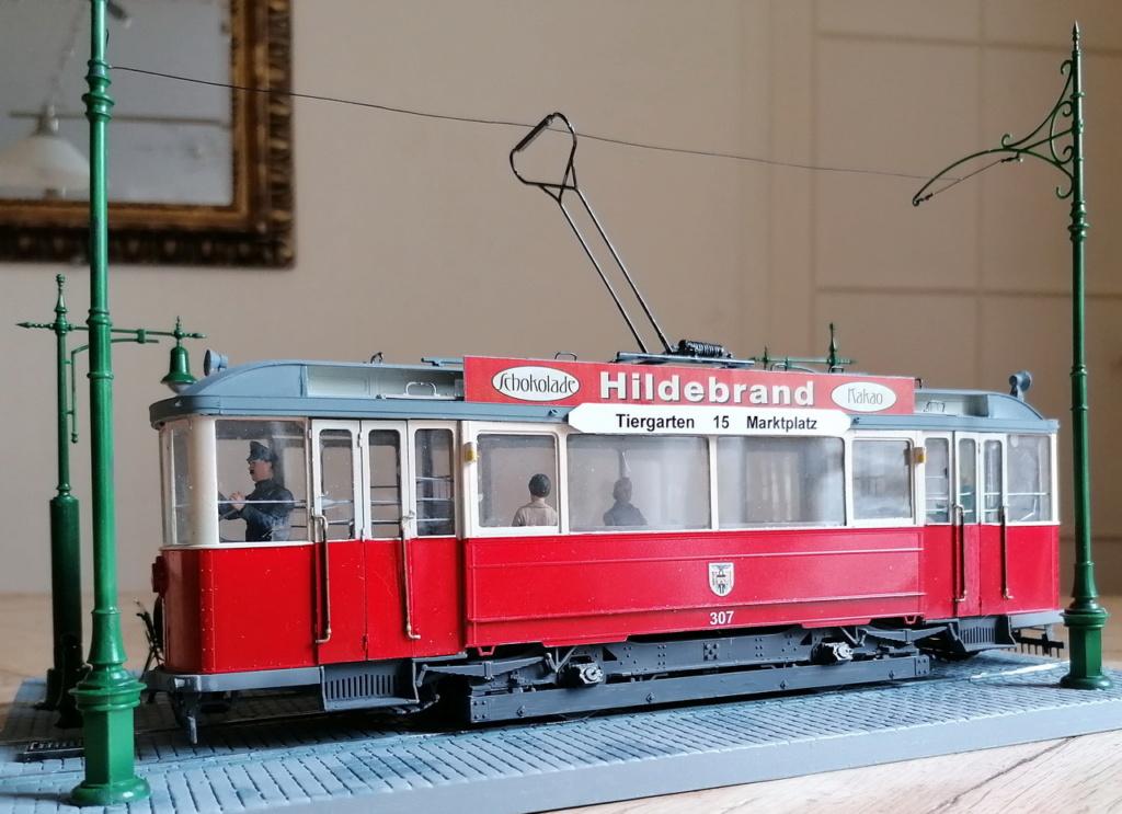 European Tramcar - 1/35ème - MiniArt - Page 10 Img_2861