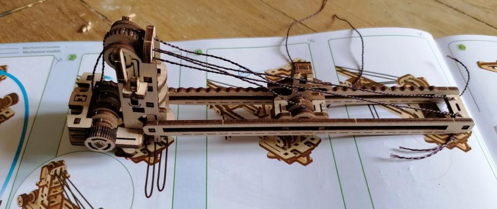 """Kit à encliqueter """"Research Vessel"""", échelle ? [UGEARS Mechanical Models] Img_2942"""