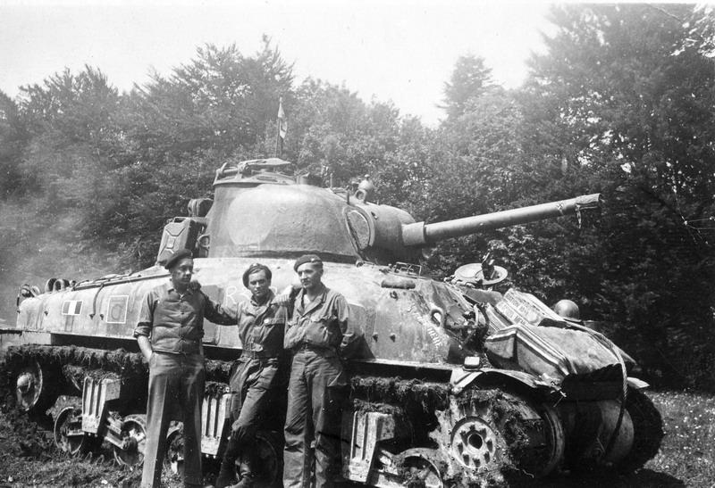 Sherman 2ème DB vs 1/35 Tamiya : j'ai besoin de vous ! - Page 3 Petitm11