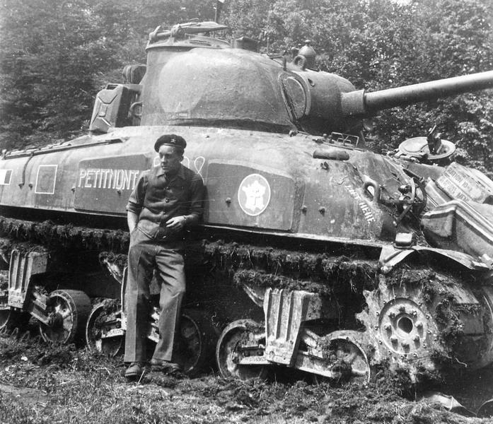 Sherman 2ème DB vs 1/35 Tamiya : j'ai besoin de vous ! - Page 3 Petitm12