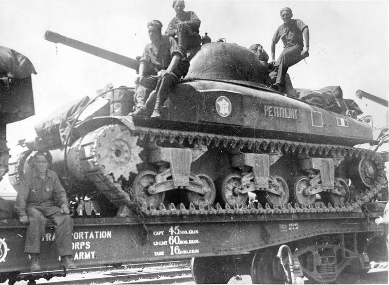 Sherman 2ème DB vs 1/35 Tamiya : j'ai besoin de vous ! - Page 3 Petitm13