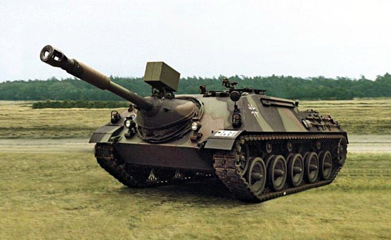 KanonenJagdPanzer (KaJaPa) 1/35 Revell War_th10