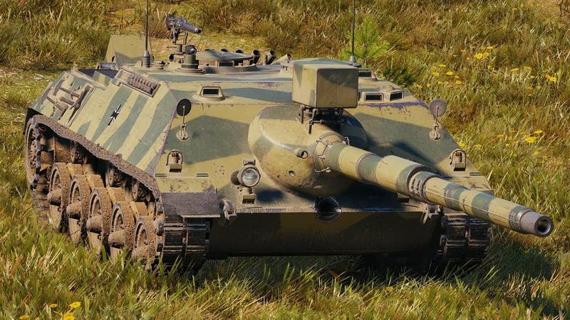 KanonenJagdPanzer (KaJaPa) 1/35 Revell Youtub11