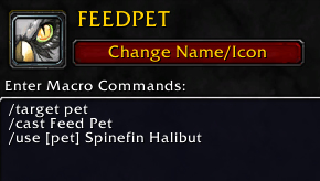 Macros for AWK Feed10