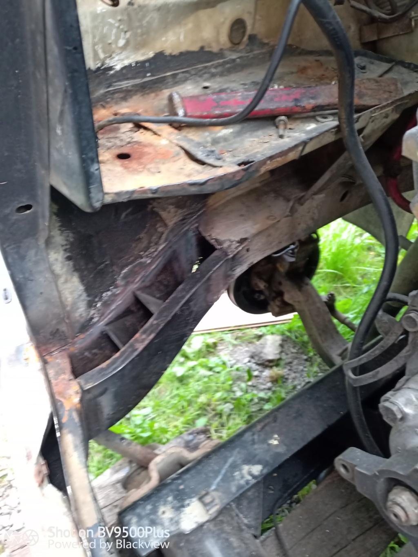 [A0406]restauration ford transit A0406 benne Img_2011