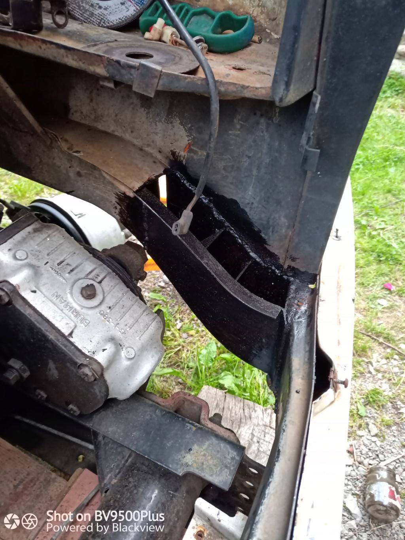 [A0406]restauration ford transit A0406 benne Img_2012