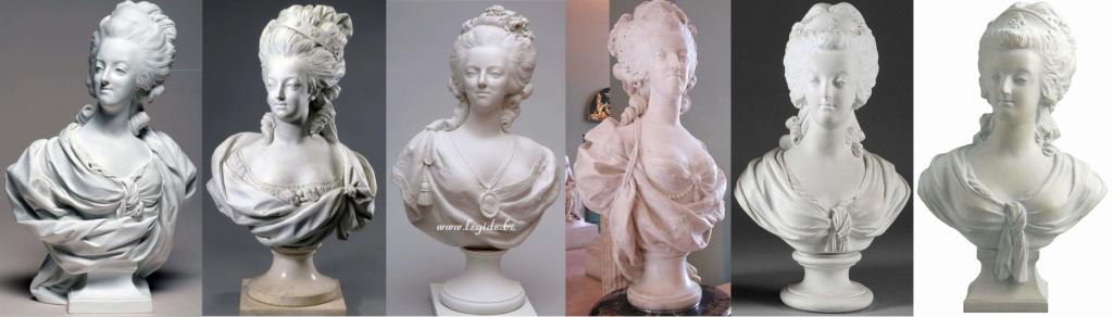 De qui sont ces bustes de Marie-Antoinette et où les trouver ? 50286110