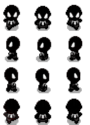 Sprites de personajes Spiderman Spider11