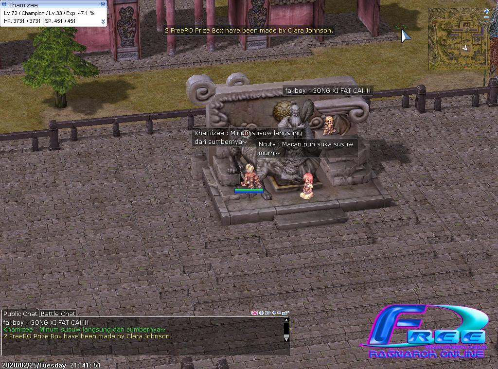 Event Screenshot Imlek 2020 Screen10