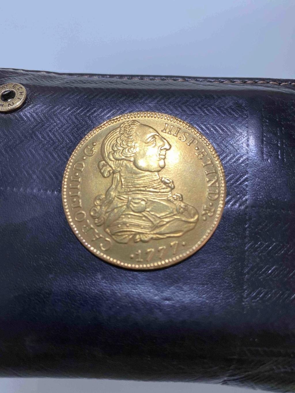 8 escudos Carlos III 1777 Img_0110