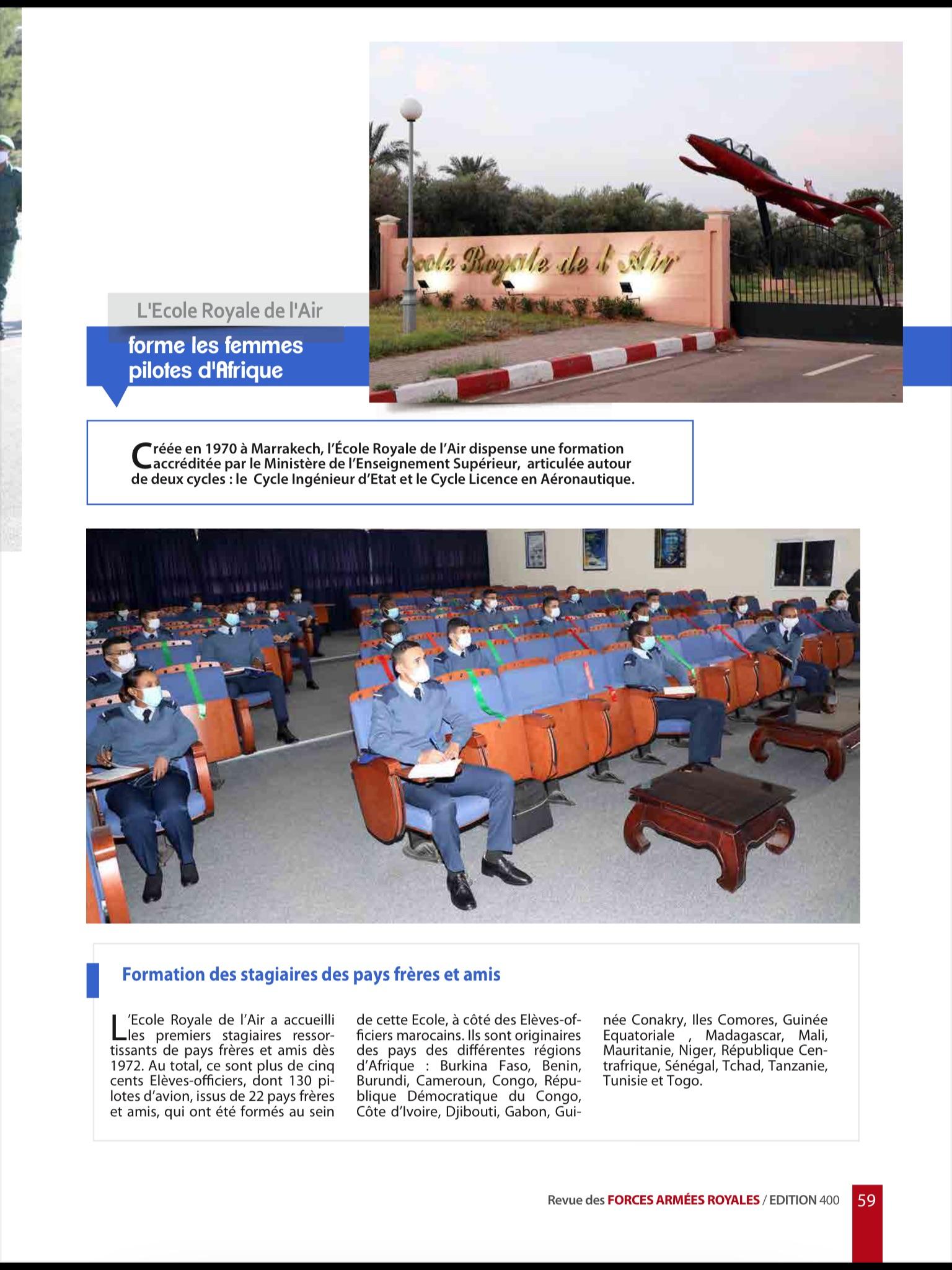 Les FAR ... école pour les armées africaines ! - Page 3 1d646b10