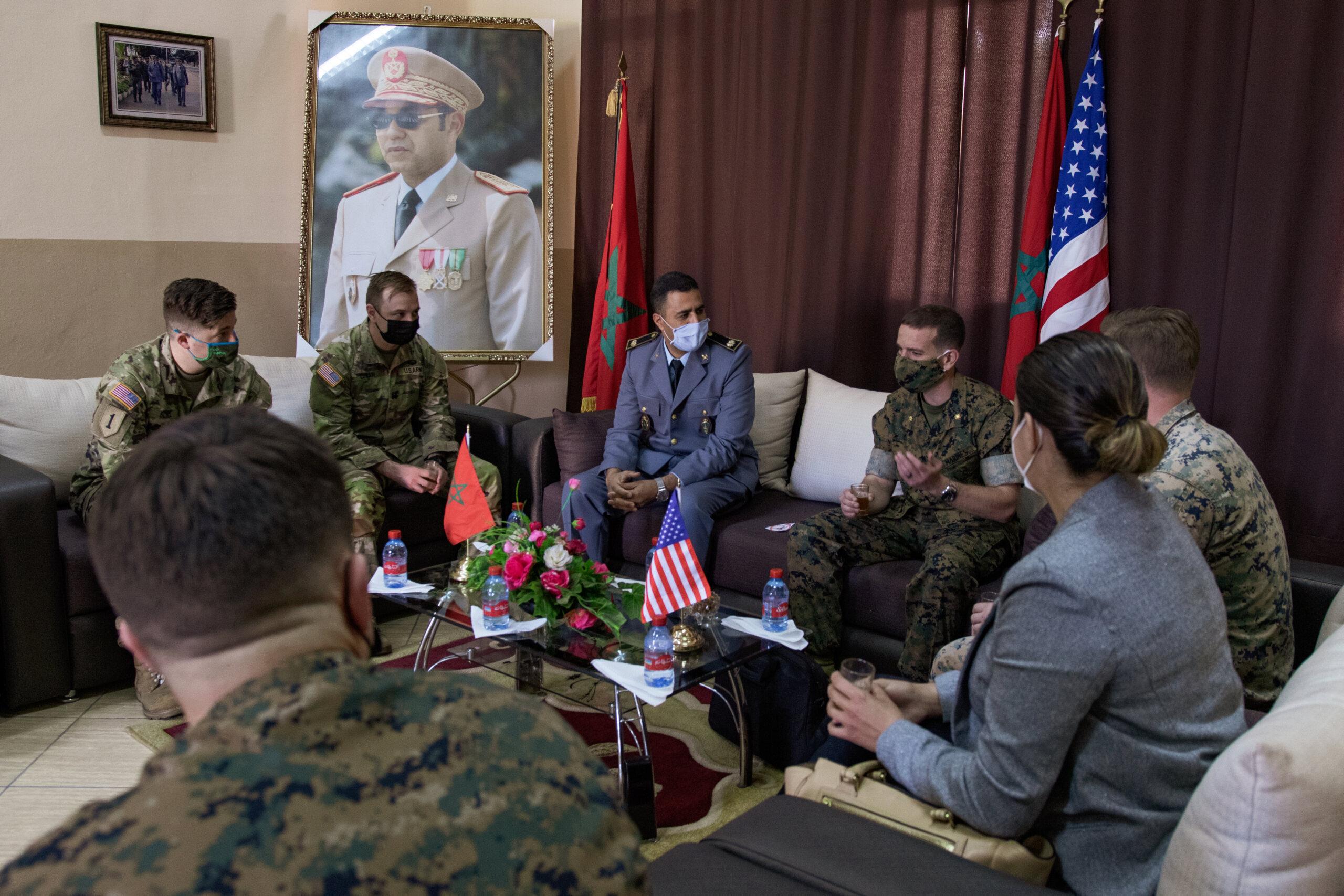 Cooperation militaire avec les USA - Page 9 21031913