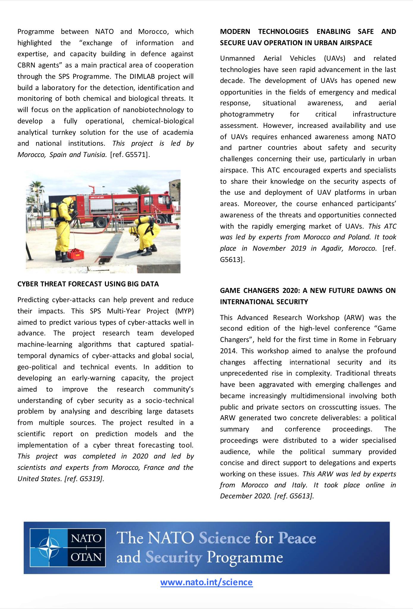 Les relations Maroc - OTAN / Morocco - NATO Cooperation - Page 7 27a70810
