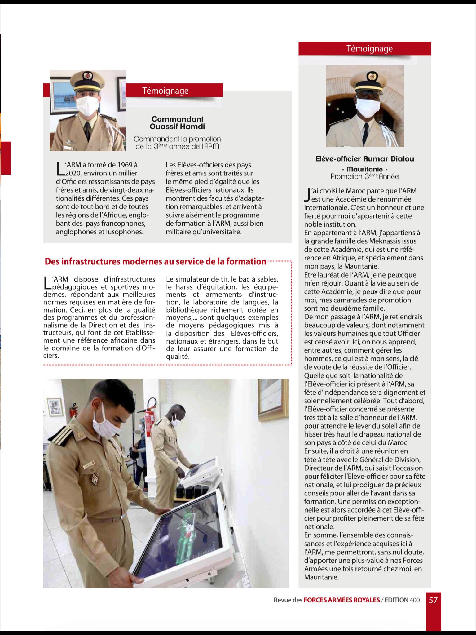 Les FAR ... école pour les armées africaines ! - Page 3 34f0a210