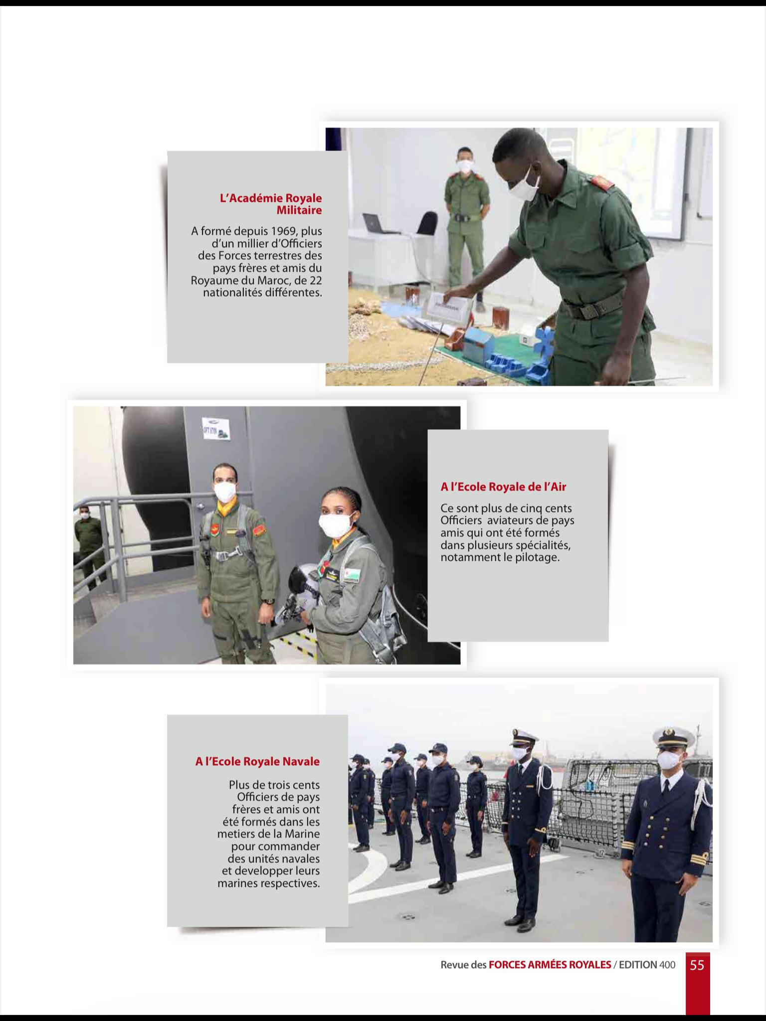 Les FAR ... école pour les armées africaines ! - Page 3 8bf27210
