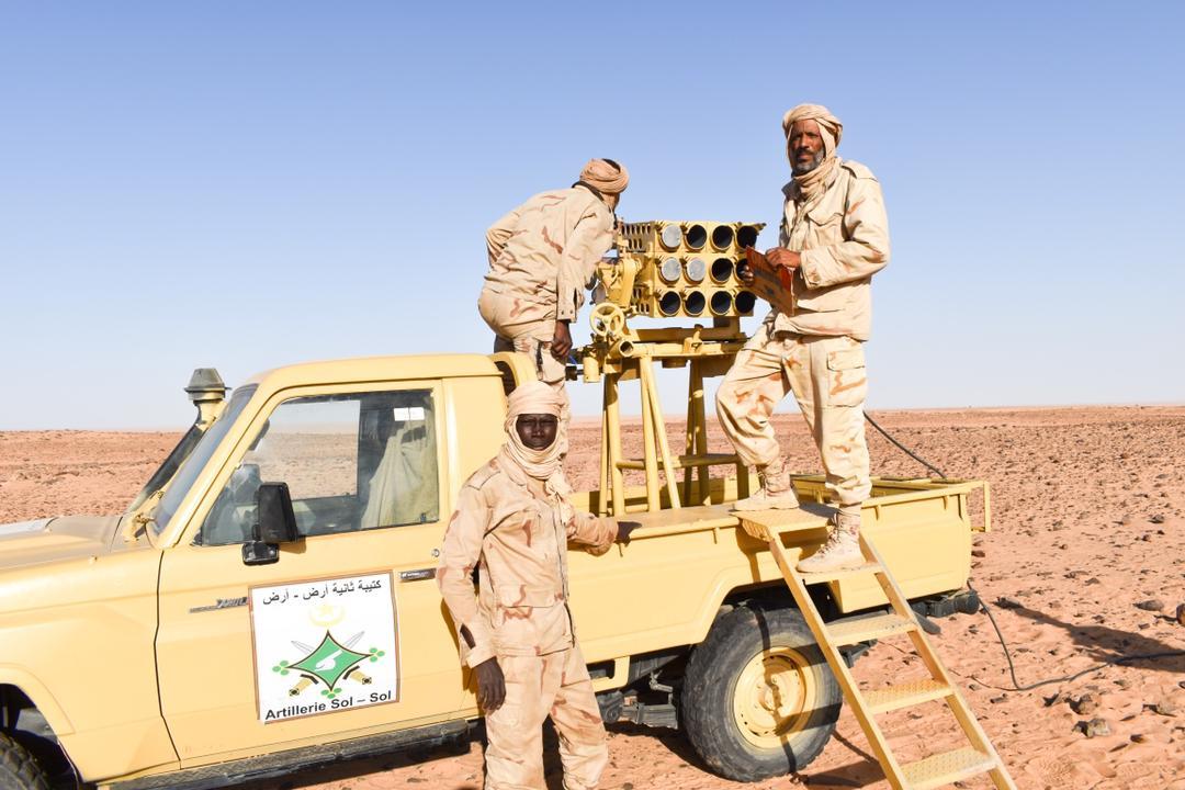 Armée Mauritanienne - Page 13 998e2610