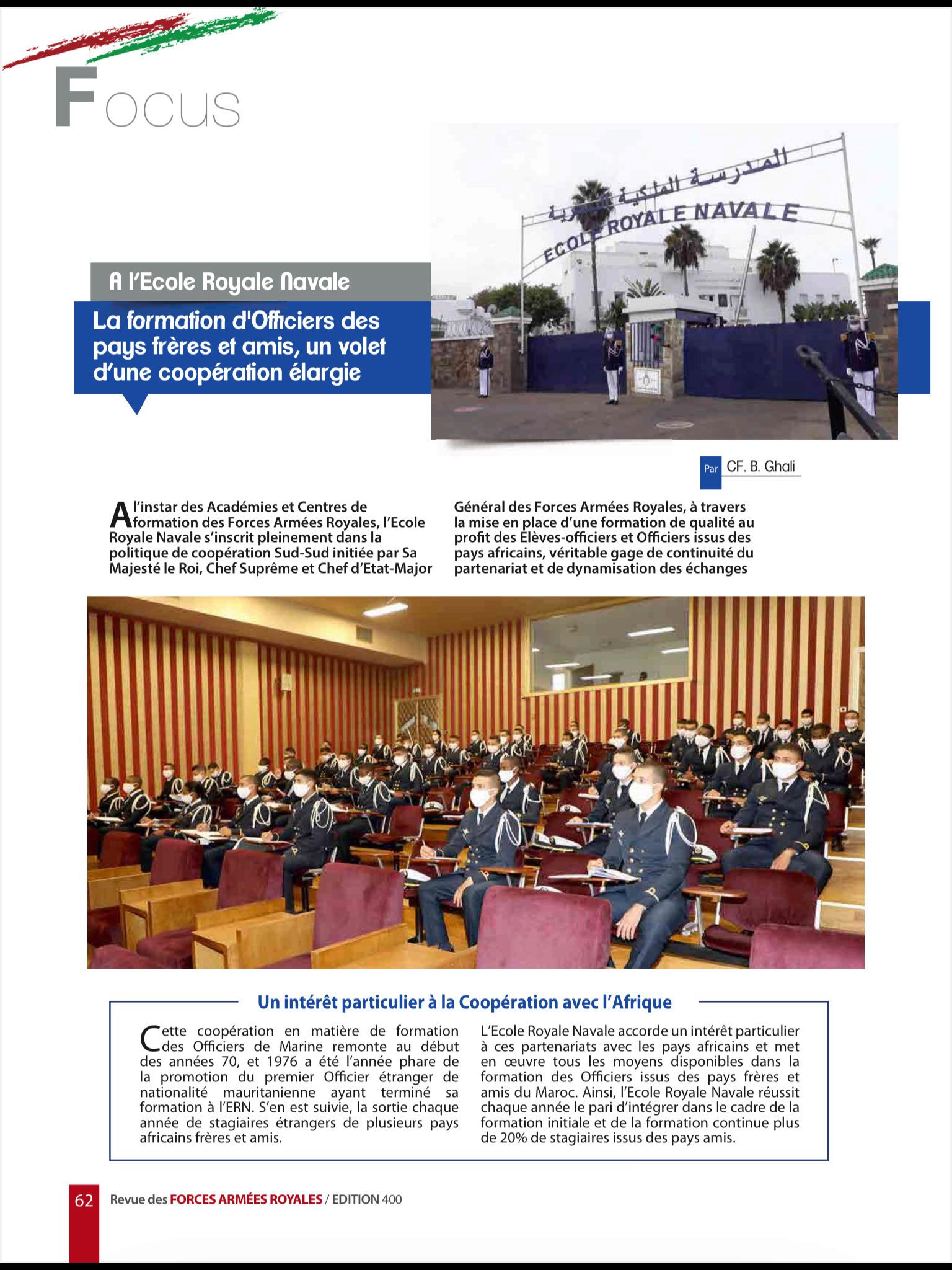 Les FAR ... école pour les armées africaines ! - Page 3 A27f9e10