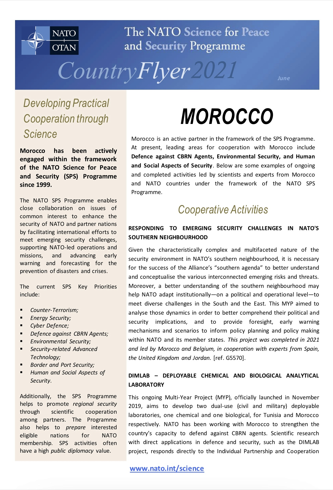 Les relations Maroc - OTAN / Morocco - NATO Cooperation - Page 7 A47d6410