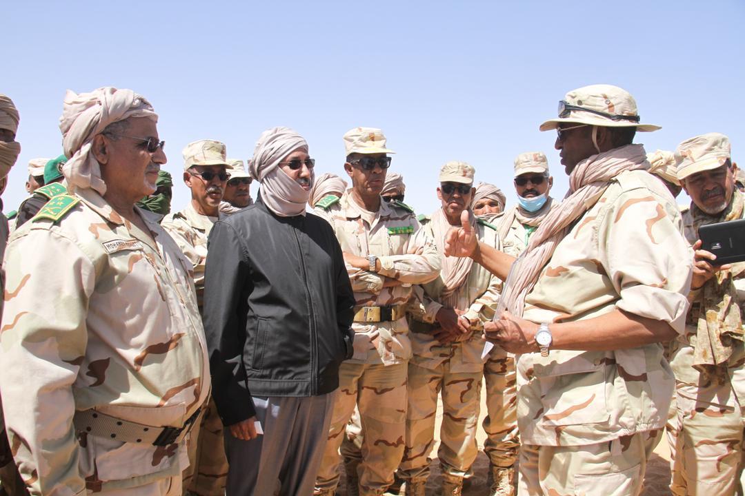 Armée Mauritanienne - Page 13 Adddd710