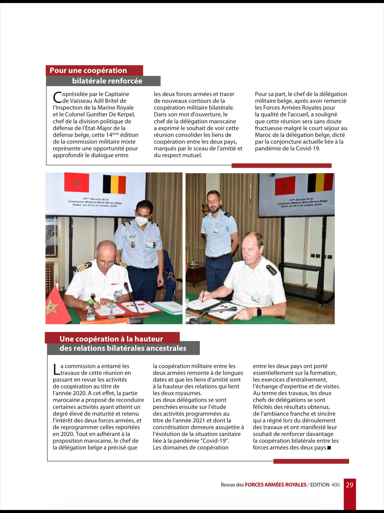 Coopération militaire Maroc-Belgique - Page 2 C396e310