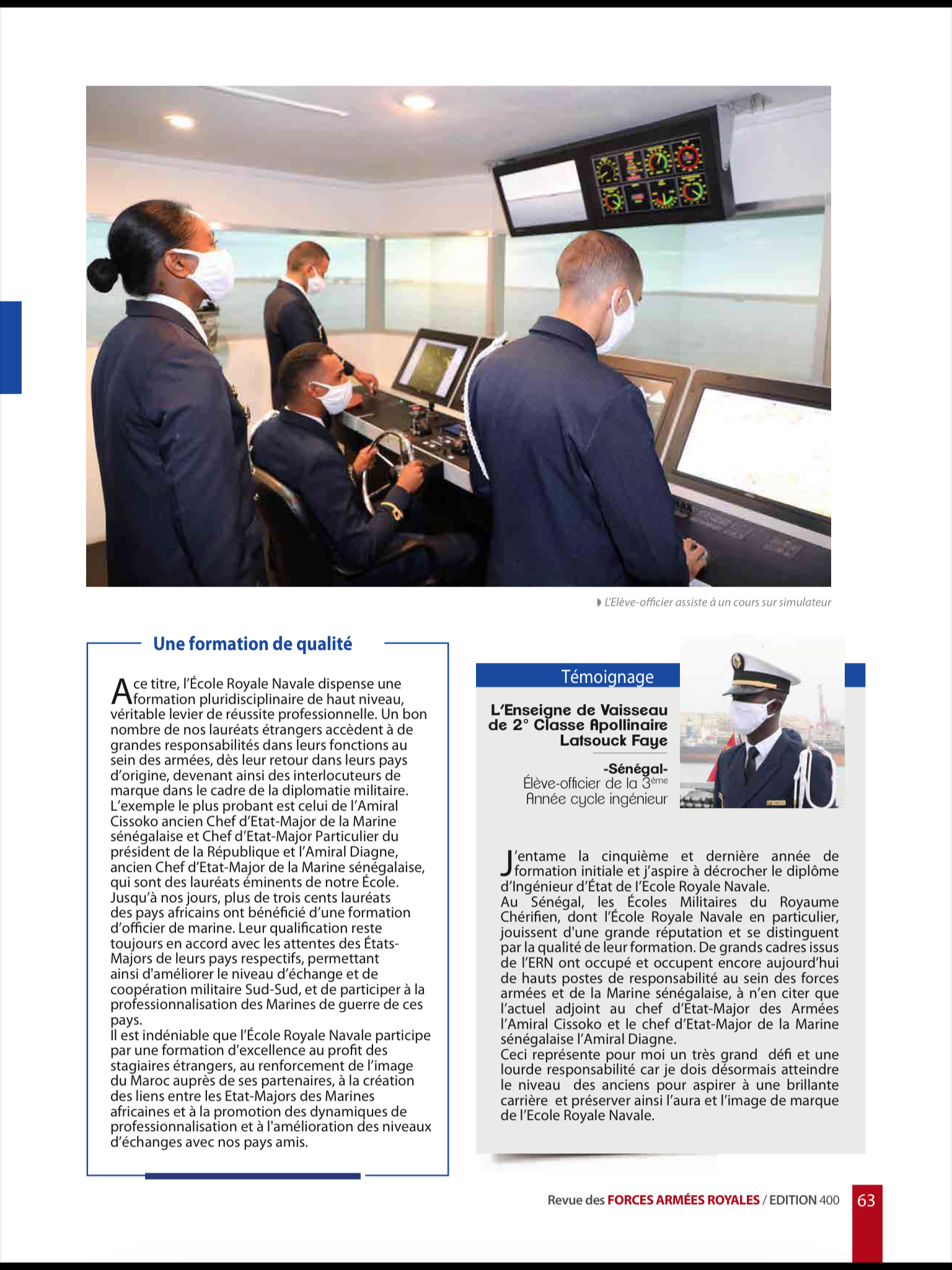 Les FAR ... école pour les armées africaines ! - Page 3 F4586d10