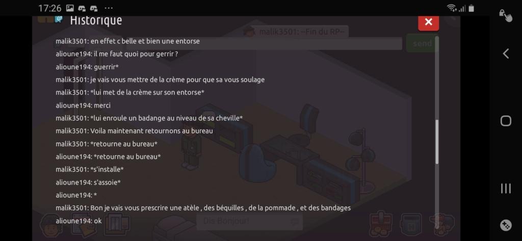 [C.H.U] Rapport d'action RP de malik3501  Screen45