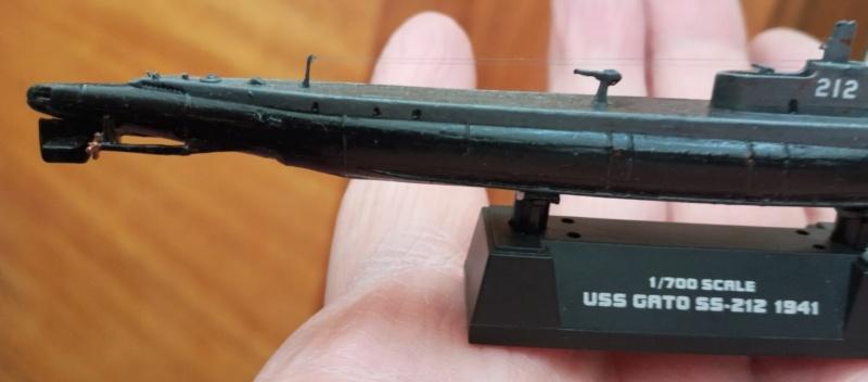 USS Gato, Doyusha, 1/700 20210532