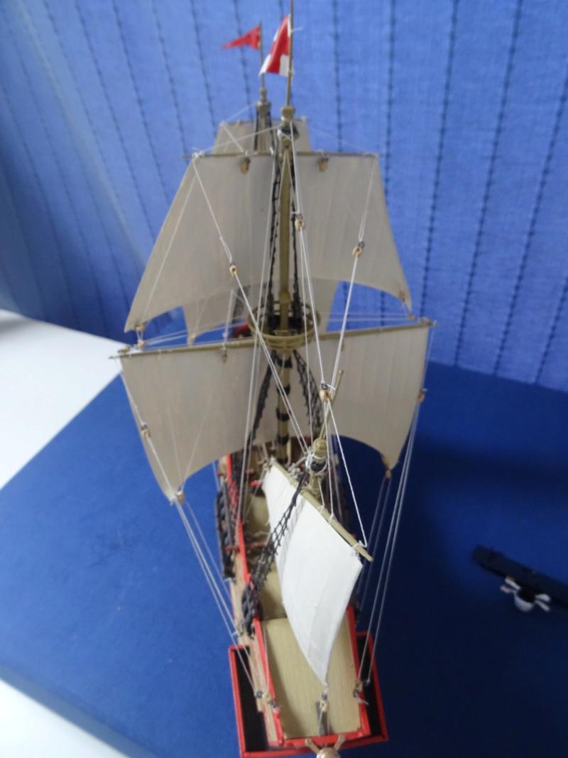 Galion corsaire ou pirate, Heller, 1/100e? Corsai10